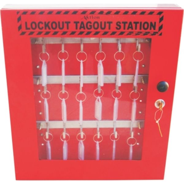 Aktion Safety AK-KS-113 Lockout Station