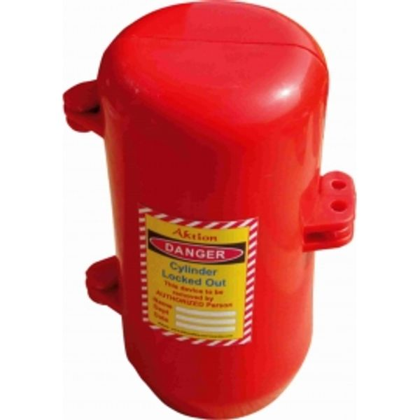 Aktion Safety AK-LPG-92 Cylinder Lockout Device