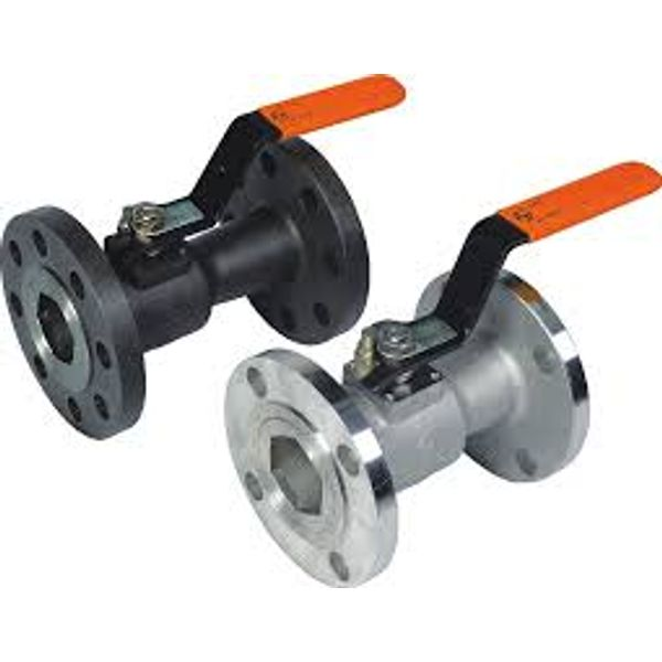 L&T Ball Valve L1RF1S 100 mm Stainless Steel