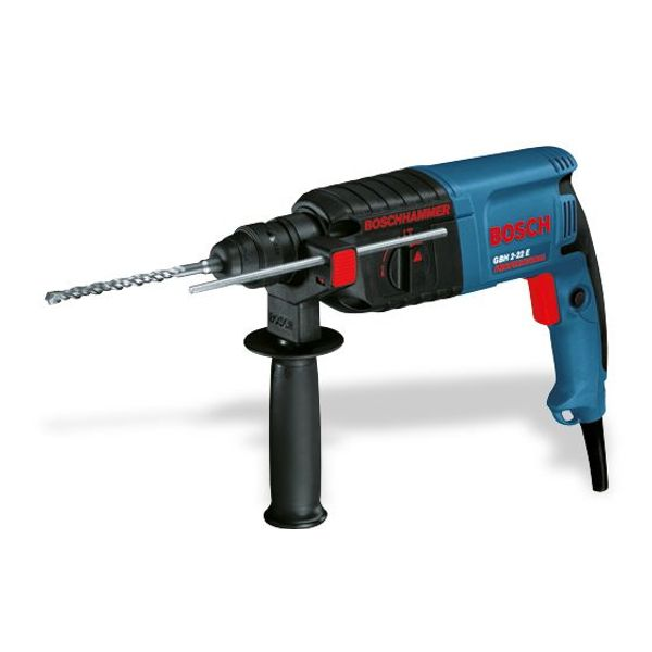 Bosch Rotary Hammer, GBH 2-22 RE,2.3 Kg,620 W,0 - 1000 RPM