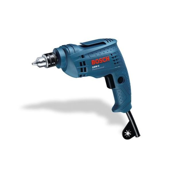 Bosch High Speed Drill,GBM6 ,6 MM, 4000 RPM