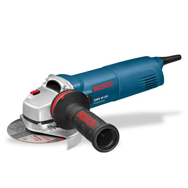 Bosch Small Angle Grinders, GWS 10-125, 1000 W, 11000 RPM