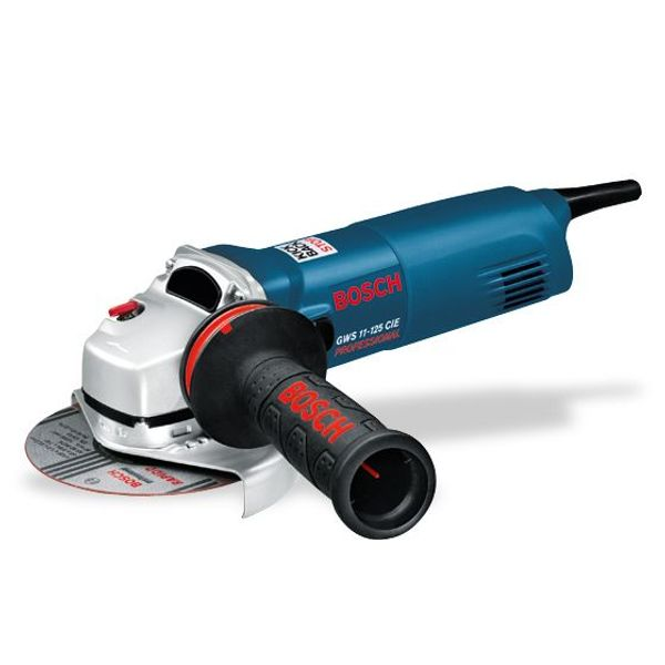 Bosch Small Angle Grinders, GWS 11-125 CI, 1100 W, 11000 RPM