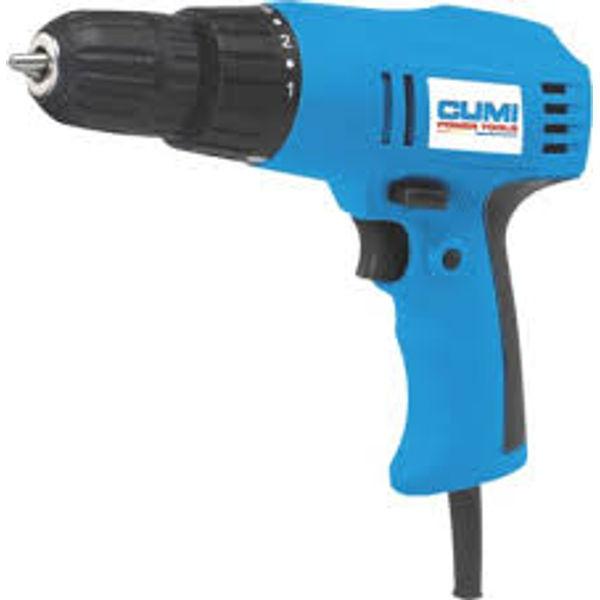 CUMI ScreW Driver,CSD 010,PoWer Input (W) 280 , No load RPM 0-800 , Weight (kg) 1.2, Max. ScreW Dia (MM) 10MM / 20MM