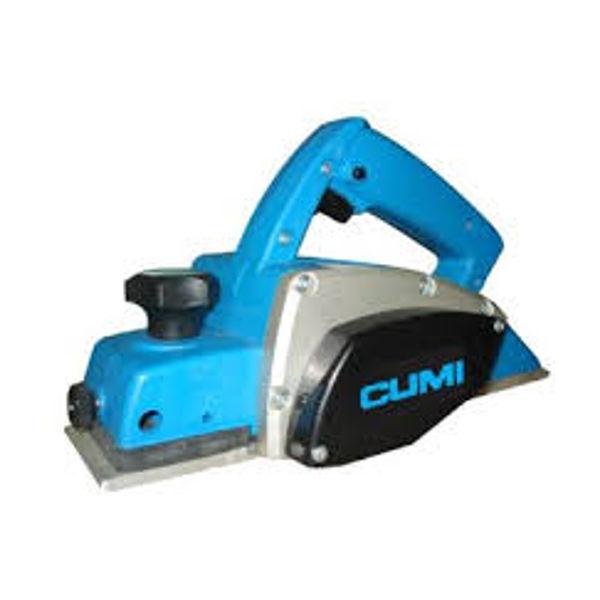 CUMI Wood Planer CPH 082,PoWer Input (W) 600, Weight (Kg) 2.7, RPM 1500, Operating Voltage 230 v 50 Hz