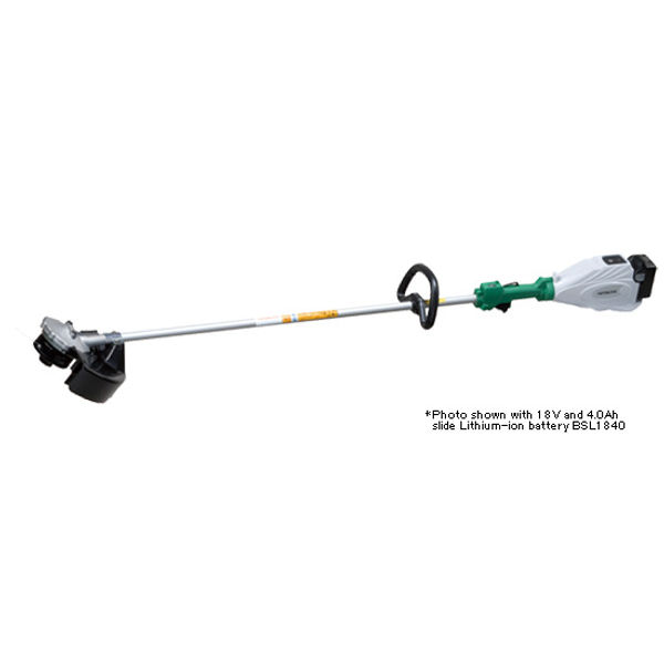 Hitachi, Cordless Brush Cutter,CG18DSDL