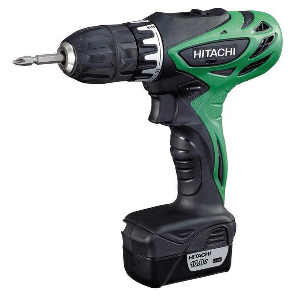 Hitachi Cordless Driver Drill,DS10DFL,1.0kg, 10.8V