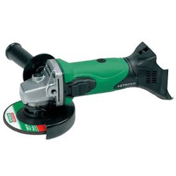 Hitachi 14.4V Slide 3.0Ah Li-ion Angle Grinder, G14DSL, Wheel Dia: 115 mm