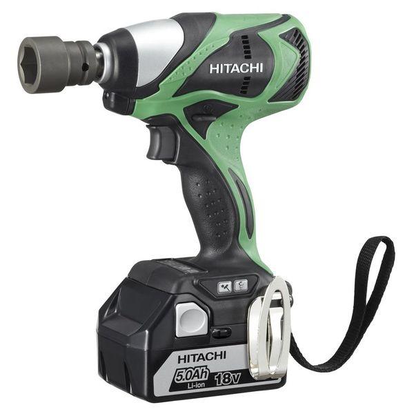 Hitachi Cordless Impact Wrench,WR18DBDL,1.7kg, 18V
