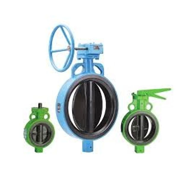 L&T Butterfly valve ADWK R2Q/2IWNGSG 200 mm