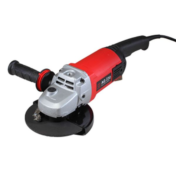 Ralli Wolf Heavy Duty Angle Grinder, AG230, Wheel Dia: 230 MM, 2400 W