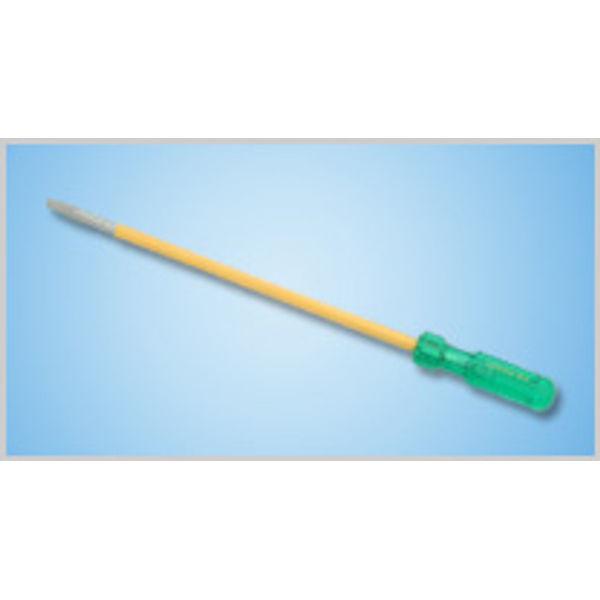 Taparia Insulated Screw Drivers, 934 I, Tip Description: 5.0x0.6 mm, Blade Length: 100, Blade Diameter: 5