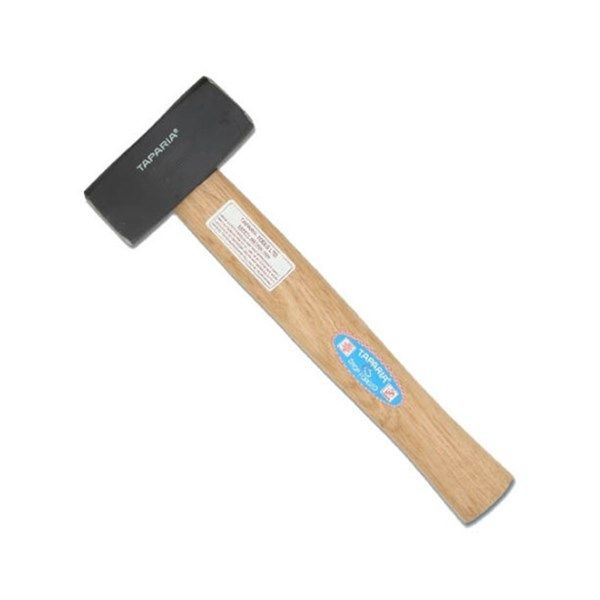 Taparia Club Hammer with Handle, GH 1500, Weight 1500 Gms