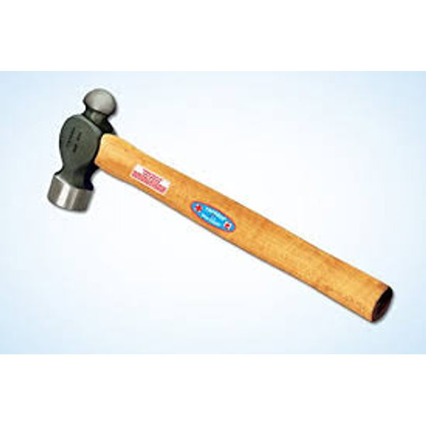 Taparia Hammer with Handle Ball Pein, WH 340 B