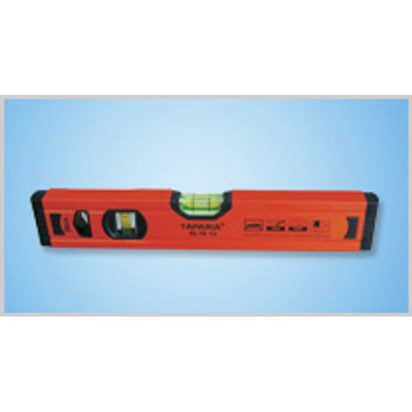 Taparia Spirit Level(1.0mm accuracy, without magnet),Size: 20