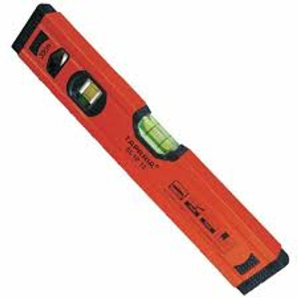 Taparia Spirit Level(1.0mm accuracy, with magnet),Size: 16