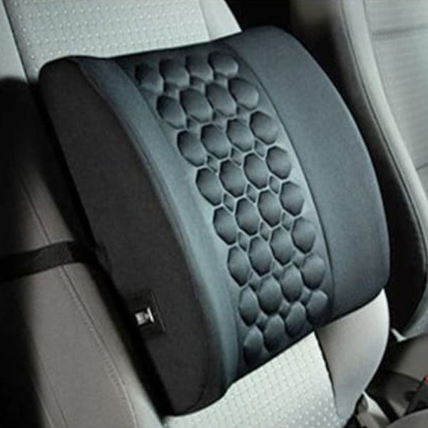 Speedwav Car Seat Vibrating Massage Cushion BLACK Add