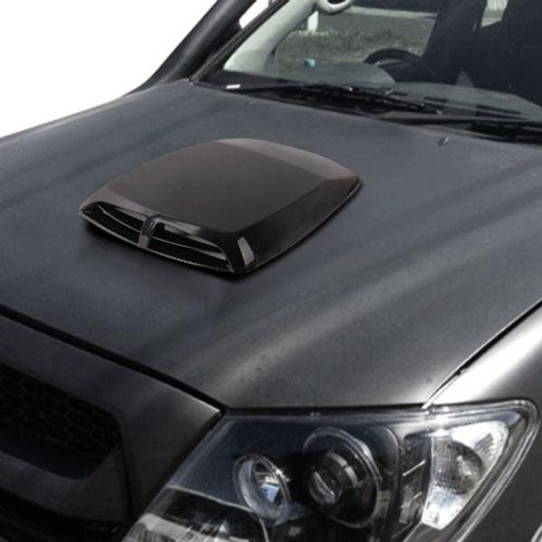 Buy Speedwav Car Double Vent Air Intake Bonnet Scoop Black Online At Low Price Tvs Accessories