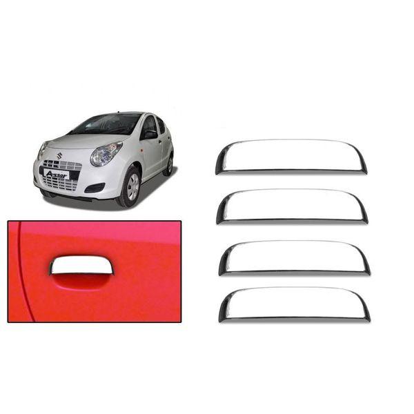 Buy Speedwav Chrome Car Door Handle Covers Set Online At