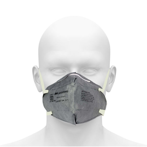 9bb070c1e7 Buy 3M Anti-Pollution Bike Scooter Riding   Driving Face Mask-Grey ...
