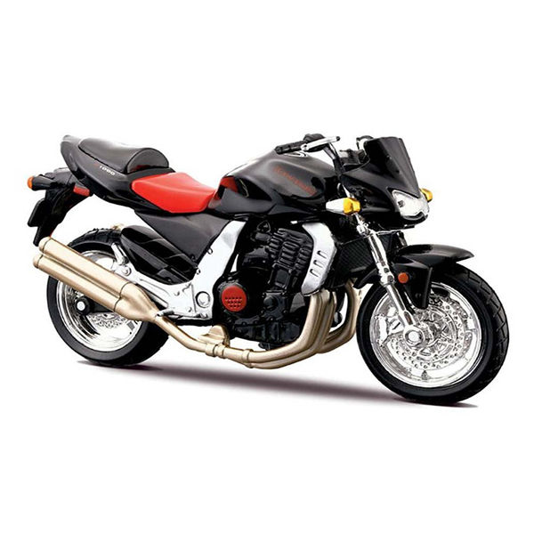 Maisto 118 Scale Die Cast Motorcycles Kawasaki Z1000 Black And Red