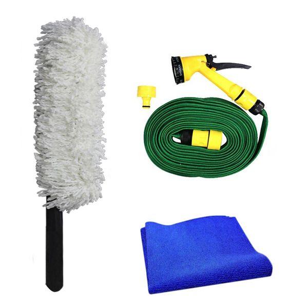 Microfiber Gun Cleaning Cloth: Buy Speedwac Car Cleaning Kit Long Microfiber Duster +10
