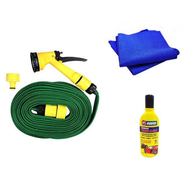 Microfiber Gun Cleaning Cloth: Buy Speedwav Bike Cleaning Kit Water Spray Gun + Abro