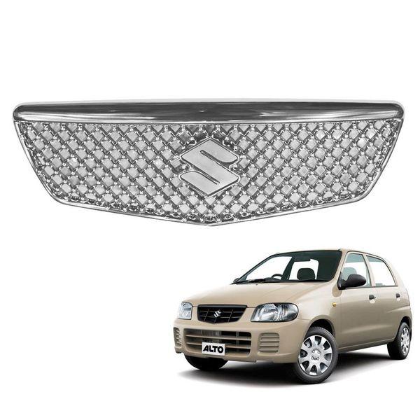 Buy Speedwav Bentley Style Designer Chrome Grill Online At