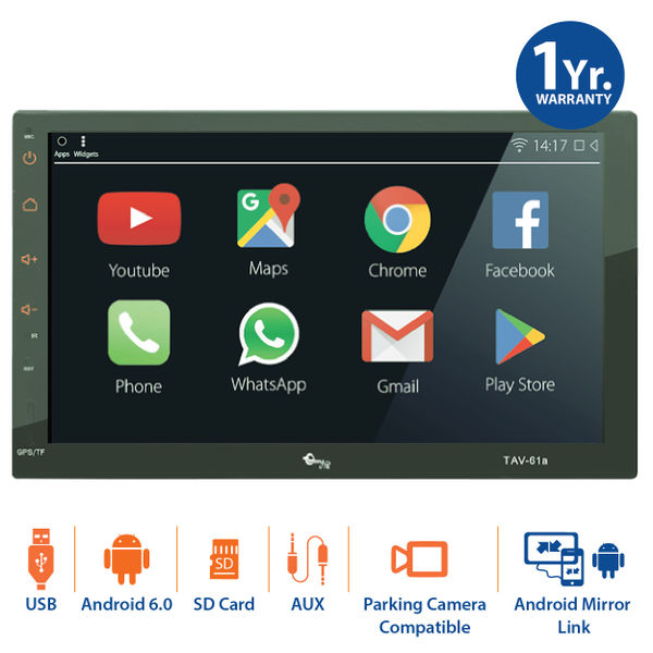 Android  Din Car Stereo India