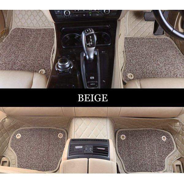 Car Floor Mats >> Kingsway Premium Quality 7d Car Floor Mats For Hyundai Elite I20 Model Year 2014 2017 Set Of 3 Beige Color