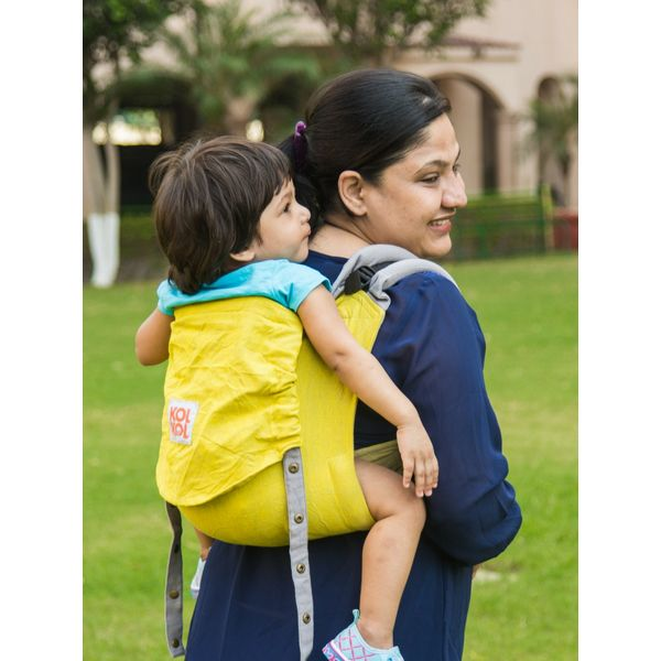 153efc959ae Buy Best Back Carry Fullers Earth Onbuhimo baby carrier for your ...