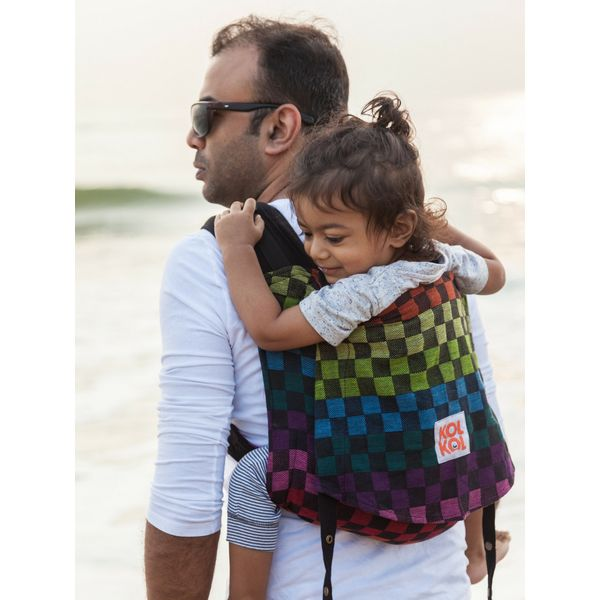 d2e70ccab65 Buy Best Back Carry Madras Kattam Onbuhimo baby carrier for your ...