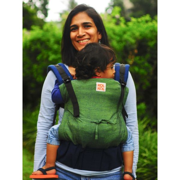 ad14885b6e1 Buy Best Baby Carrier Buckle Mayil Leela for Babies from Birth to Toddlers  in India