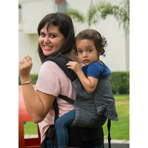 6776e27a024 Buy Best Baby Carrier Buckle Toddler Pewter for 2 - 5 years old toddlers