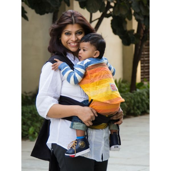 1d45486c1d4 Buy Meh Dai Turmeric Baby Carrier for front and back carries from ...