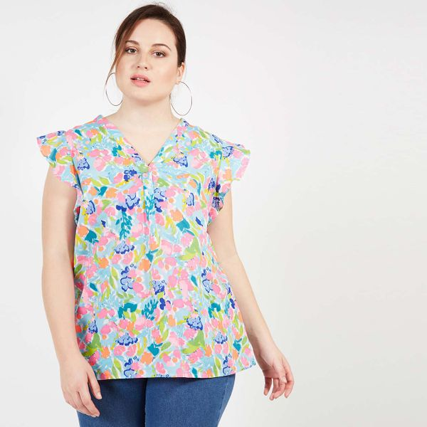 d831dcb09492 Plus Size Tops India - Buy Plus Size Online Shopping - oxolloxo
