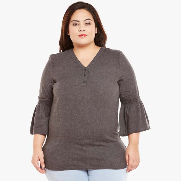 23db1b540e4 Plus Size Tops Online India - Buy Plus Size Dresses - oxolloxo
