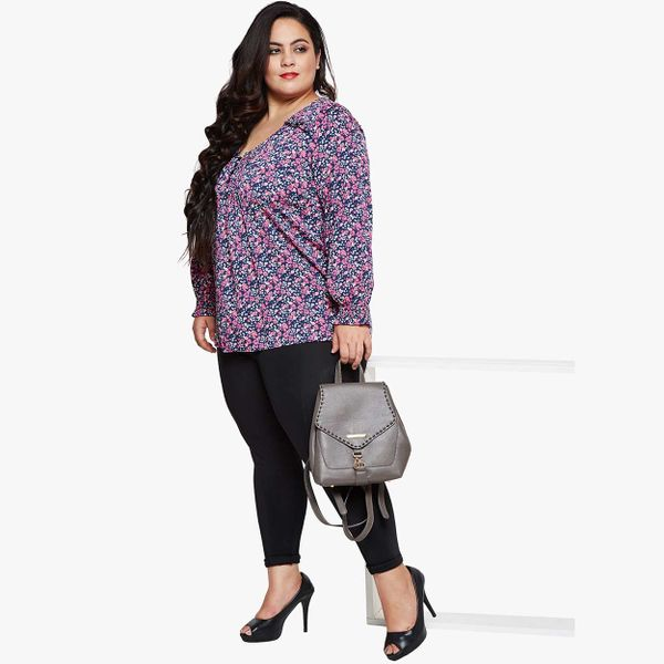 b4ac0207348f1 Plus Size Tops Online India - Buy Plus Size Dresses - oxolloxo