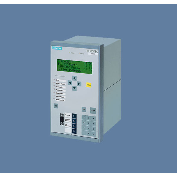 7SJ62 Multifunction Over Current Protection Relay
