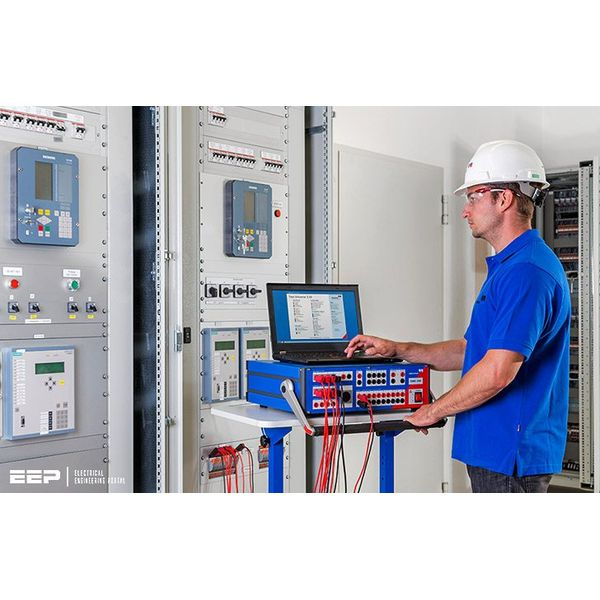Relay Testing And Commissioning Protection Scheme Checks