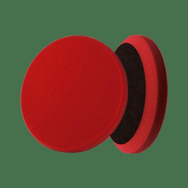 """Menzerna 7"""" Heavy Cut Foam Pad  RED (180mm )"""