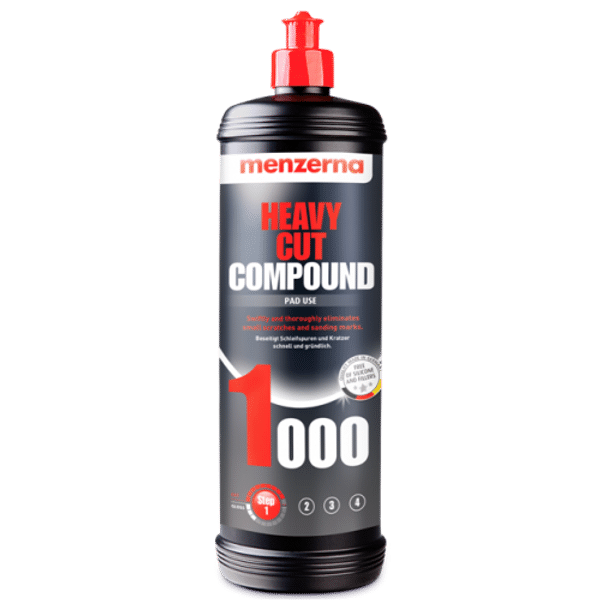 Menzerna Heavy Cut Compound 1000 (HCC 1000 ) 1 ltr.