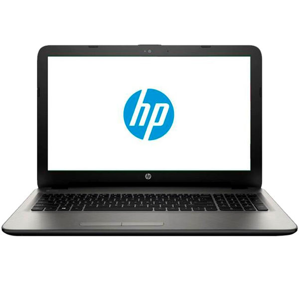 HP15-AF006AX Laptop (AMD A8- 4GB RAM- 500GB HDD- 39.6 cm (15.6)- 2GB Graphics- DOS) (Silver) (Unboxed)
