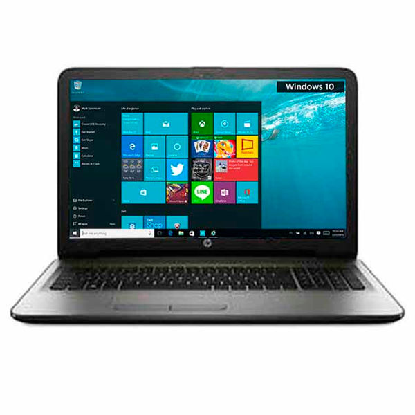 HP Core i3 5th Gen - (4 GB/1 TB HDD/Windows 10 Home) W6T34PA 15-ay020TU Notebook  (15.6 inch, Turbo SIlver, 2.19 kg)