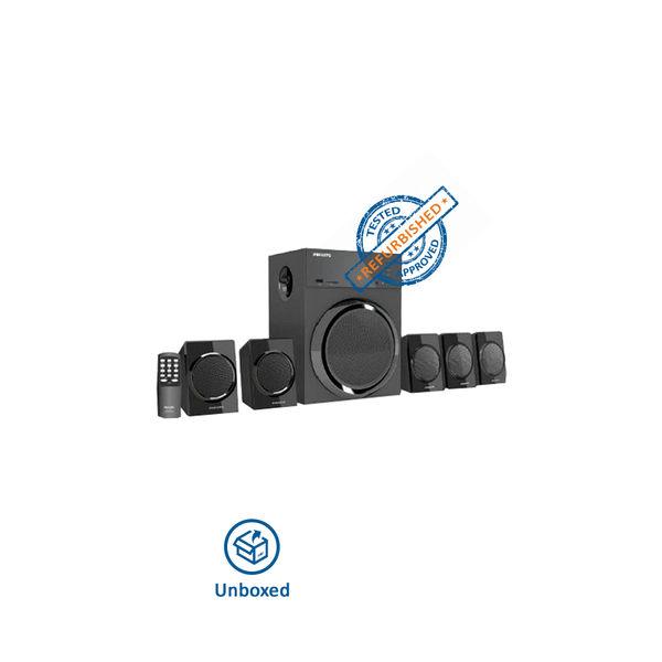 Philips DSP-56U 5.1 USB Speaker System (Unboxed)