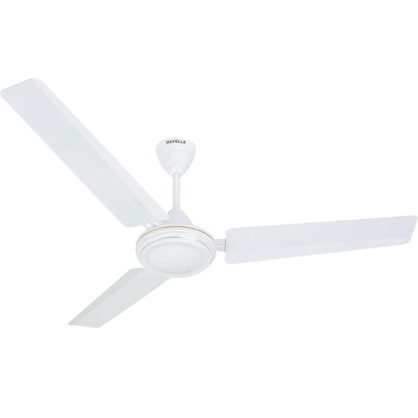Havells 1200 mm ES 50 Five Star Ceiling Fan White