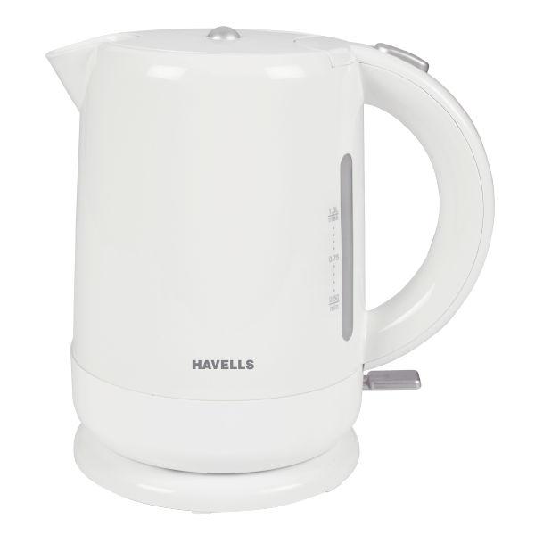 Havells Aqua 1.0 L (white) Electric Kettle (GHBKTAMW150)