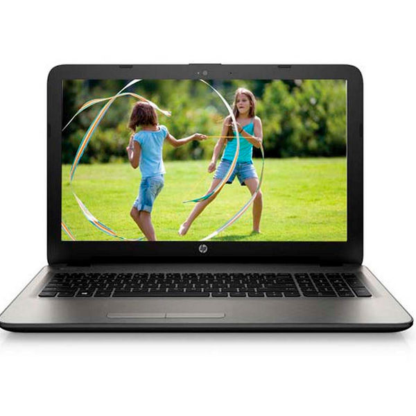 HP15-ac157TX Pavilion  Notebook Core i3 (5th Generation) 4 GB 39.62cm(15.6) DOS 2 GB SIlver