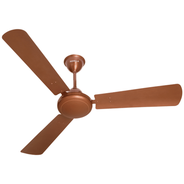 Havells SS-390 Deco 1200mm Ceiling Fan (Sparkle Brown)