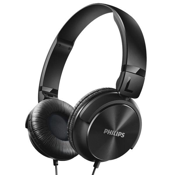 Philips SHL3060BK/00 Headphones DJ range-32mm drivers/closed-back (SHL3060BK)